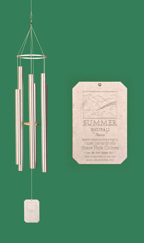 LSUM :: Large Summer Seasonal Wind Chime
