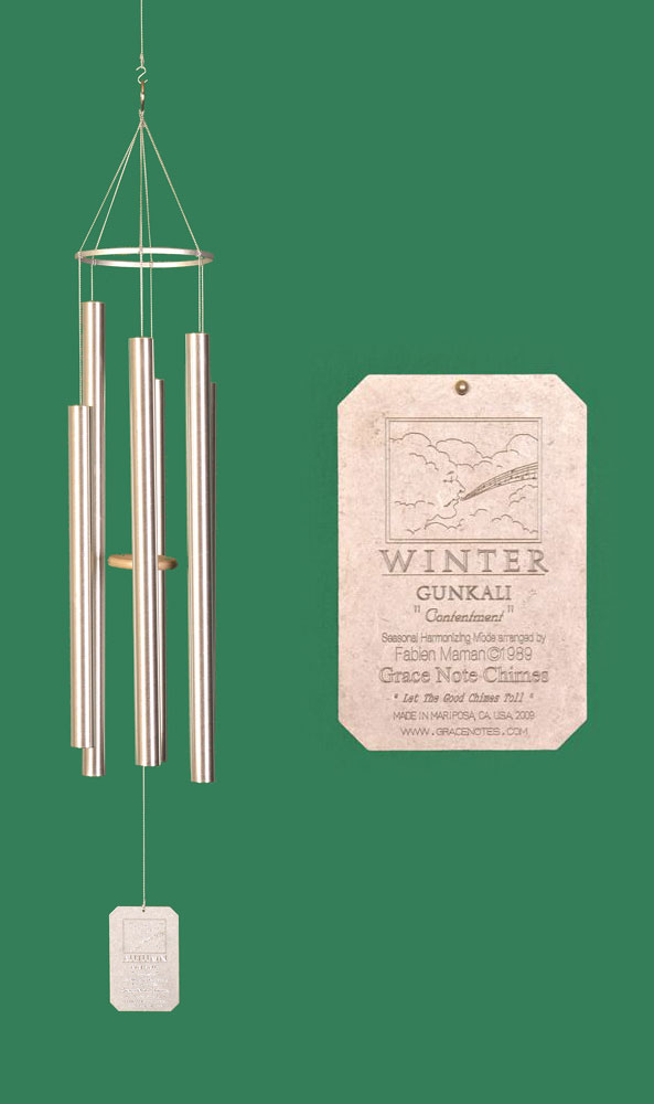 LWINT :: Large Winter Seasonal Wind Chime