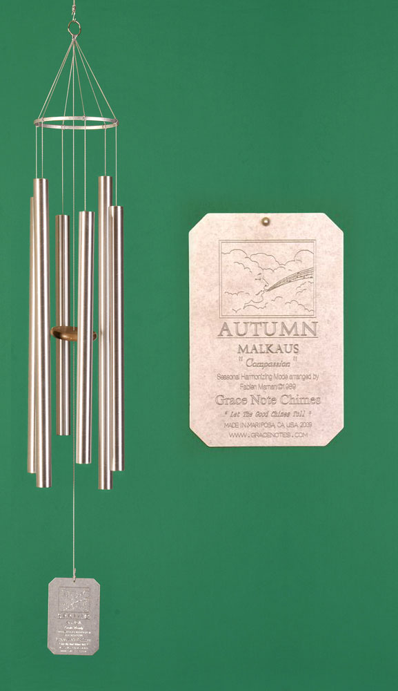 MAUT :: Medium Autumn Seasonal Wind Chime